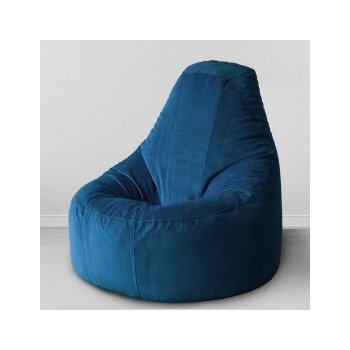 Кресло-банан цв. морская глубина