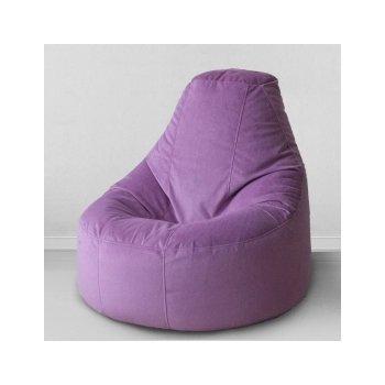 Кресло-банан цв. сирень