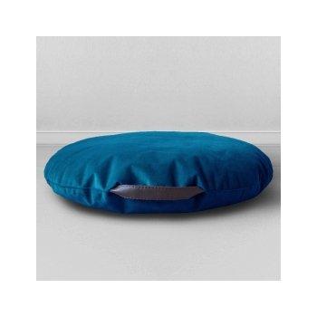 Подушка-сидушка цв. морская глубина