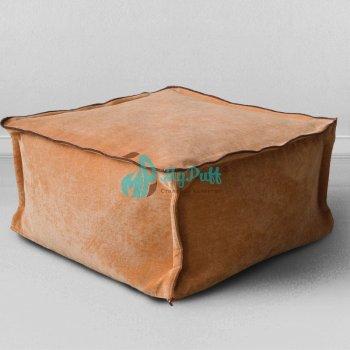 Бескаркасное кресло Столик-Лофт, цв. Лисий