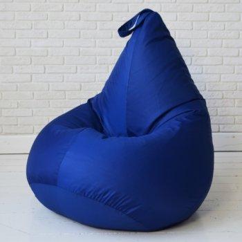Кресло-груша БИНБЕГ, цв. василёк