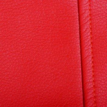 Большое кресло-груша OTTO, экокожа, цв. красный