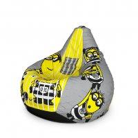 Кресло мешок «Груша» Ткань № 728