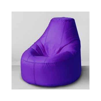 Кресло-банан цв.фиолетовый