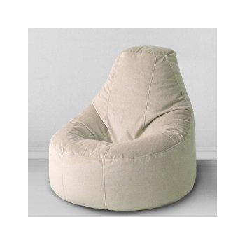 Кресло-банан цв.латте