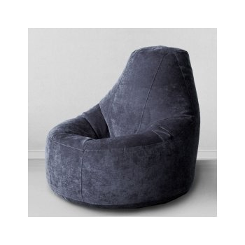 Кресло-банан цв. тёмно-серый