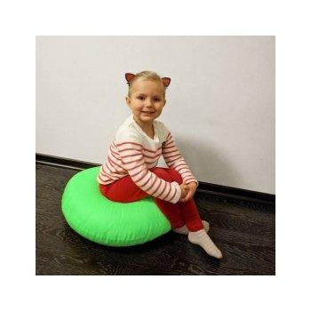Подушка-сидушка цв. яблоко