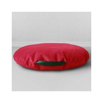 Подушка-сидушка цв. красный