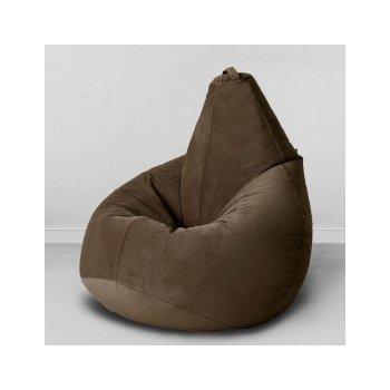 Кресло мешок «Спайк», цв.шоколад