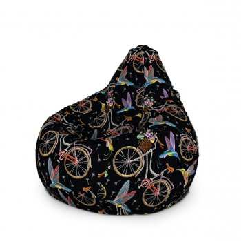 Кресло мешок «Груша» Ткань № 390
