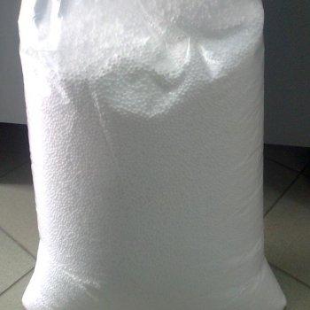 Наполнитель для пуфов 500 литров гранулы 1-3 мм