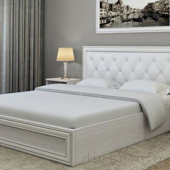 Кровать «Стефани» 1600М с подъемным механизмом