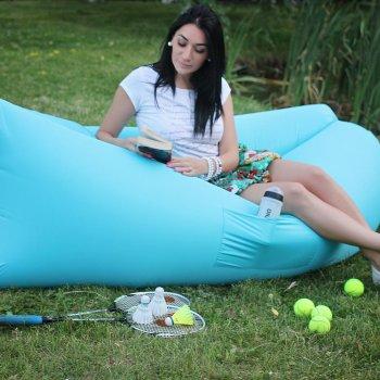 Надувной лежак AirPuf(ламзак)