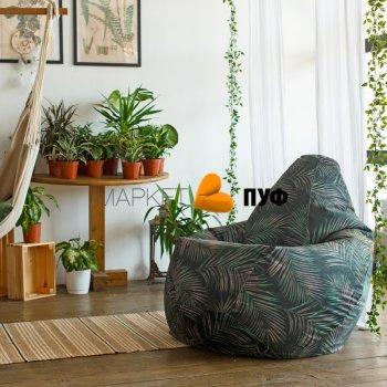 Кресло Мешок Груша Тропики