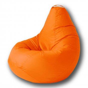 Кресло-груша  БИНБЕГ, цв. оранжевый