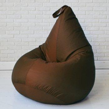 Кресло-груша  БИНБЕГ, цв. шоколад