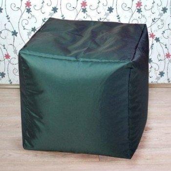 Кубик 45x45, цв. темно-зеленый