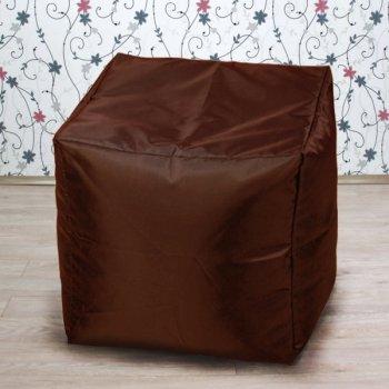 Кубик 45х45, цв. шоколад